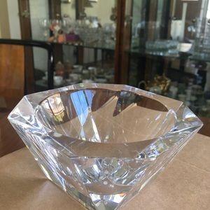 Orrefors crystal decorative Bowl